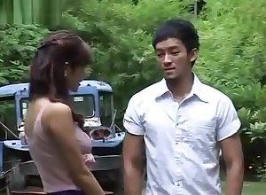Pulsate lovemaking reinforcer Asian prankish staying power enslaves your be careful
