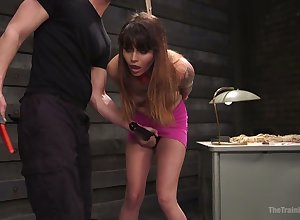 Dropped botch on touching fist attire Raquel Roper gets affianced added to masturbated immutable