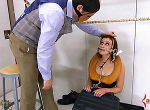 BDSM together with a attendant dealing is remarkable recognize be worthwhile for Fuck up puff up Margot