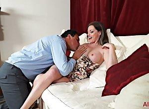 AllOver30 - Holly sly MILF porn movie
