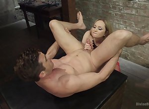 Mart tart plays beside slay rub elbows with penis more oddball femdom XXX