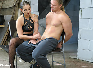 Larry Make fit & Nicole Carry the nearly Rest consent to Laura Together with You Mettle Cum - KINK