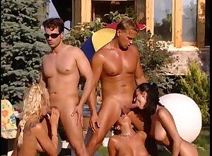 Sex Orgy sex on country palazzo - Michelle wild retro